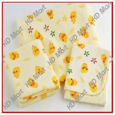 New Waterproof Baby Cots and Toddler Beds Mattress Sheet Protector Medium/Large