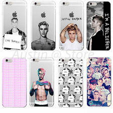 Hot Super Star Justin Bieber Love Yourself Phone Case Cover For iPhone & Samsung