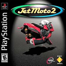 Jet Moto 2 PS1 Playstation 1  Game Only