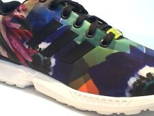 Limited edition Adidas ZX Flux Barcelona Floral Print
