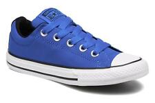 Kids's Converse Chuck Taylor All Star Street Slip Low rise Trainers in Blue