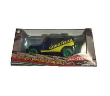 Greenlight 86080 All Terrain 2016 Jeep Wrangler Unlimited Goodyear 1:43 Scale