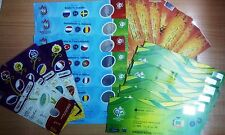 WC & EURO FINAL TOURNAMENTS TICKETS UPDATED MARCH 2017 Read item description