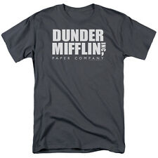 The Office TV Show DUNDER MIFFLIN, INC Paper Company T-Shirt All Sizes
