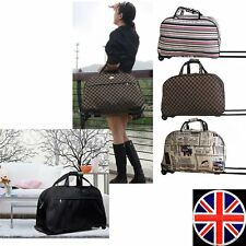 Lightweight 52*32*24cm Hand Luggage Trolley Bag Cabin Flight Suitcase With Wheel