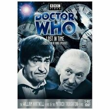 Doctor Who - The Lost in Time Collection (DVD, 2004, 3-Disc Set) New