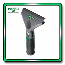 UNGER ERGOTEC NINJA HANDLE & ALUMINIUM CHANNELS SQUEEGEE SOFT WINDOW CLEANING