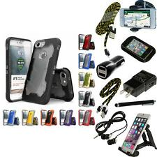 For iPhone 7 4.7 PROTON Heavy Duty Case Holster Military Grade Cover + Bundle