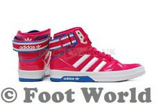 Womens Adidas - Space Diver W - Q33741 - Bright Pink White Trainers