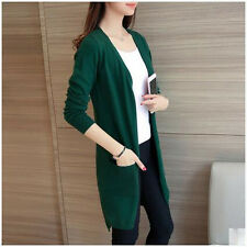 new spring autumn Korean fashion elegant shitsuke thin Knitting cardigan coat