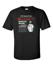 Angelic Upstarts T-Shirt Punk Rock Hardcore Skinhead Oi Skins Black White Tee