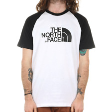 The North Face S/S Raglan Easy Tee - TNF White / Black