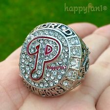 Philadelphia Phillies Championship Ring 2008 World Series Champions size 11 new