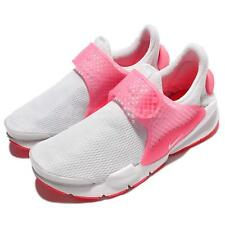 Nike Sock Dart GS Girls Kids Women White Pink Casual Shoes Sneakers 904277-001
