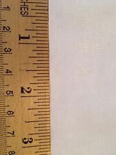 "Mosquito no see um netting/net 54"" wide x 5 yards long, color white, DEAL!"