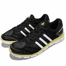 adidas CC Fresh M Climacool Black Yellow Men Running Shoes Sneakers S76750