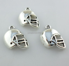 24/200pcs Tibetan Silver Football hat Charms Pendants 14*21mm