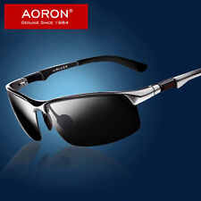 Aluminum frame HD Polarized Sunglasses Outdoor Driving Sun Glasses Sport Eyewear