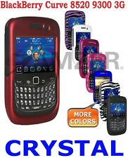 AMZER Crystal Snap On Hard Shell Trendy Case For BlackBerry Curve 8520 3G 9300