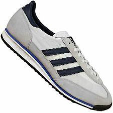 ADIDAS ORIGINALS SL 72 TRAINERS VINTAGE SPECIAL SHOES WHITE BLUE