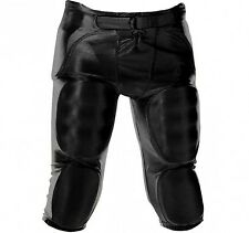 Alleson Youth Dazzle Integrated Football Pants, New
