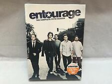 Entourage - The Complete Fifth Season (DVD, 2009, 3-Disc Set)