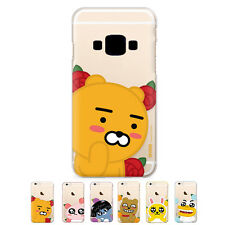 S2B Kakao Friends Flower Jelly Bumper Cover Case For Samsung Galaxy J5 (2016)