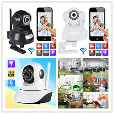 Wireless WIFI CCTV Security Internet IP Camera Network Webcam Night Vision Audio