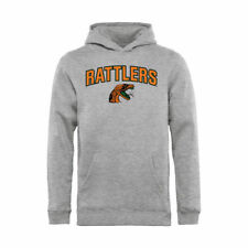 Florida A&M Rattlers Youth Ash Proud Mascot Pullover Hoodie - - College
