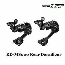 NEW Shimano XT RD-M8000 11 Speed Shadow Rear Derailleur Black SGS GS