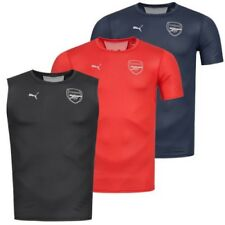Arsenal London FC PUMA Dress shirt Bodywear T-shirt Football Gunners Jersey new