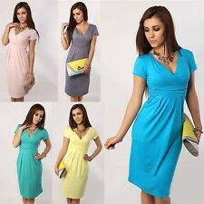 Womens Laides Sexy Dresses Charming Prom Casual Office Summer Cocktail Dress Hot