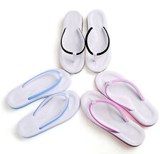 New 2016  Simple Style Women Girls Summer Shoes Flats Comfortable Flip Flops