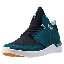 Supra Method Mens Trainers Teal New Shoes