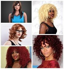 Vogue wigs hair Heat Resistant Synthetic Fashion Full Wig For Women