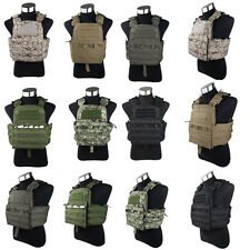 Airsoft Tactical Vest For SWAT Combat Molle Assault CPC Plate Carrier Military