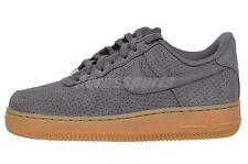 Nike Wmns Air Force 1 07 Suede Womens Casual Shoes Sneakers Grey 749263-001