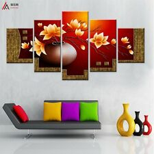 Framed Home Decor Canvas Print Painting Wall Art Modern Abstract