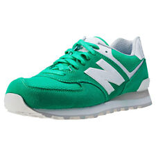 New Balance Ml574 Running Mens Trainers Green New Shoes