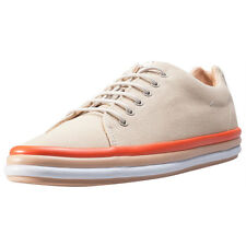 Camper Hoops Womens Trainers Beige New Shoes