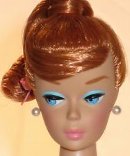 VINTAGE BARBIE REPRO/REPRODUCTION-TITIAN RED SWIRL PONYTAIL-NUDE-MINT