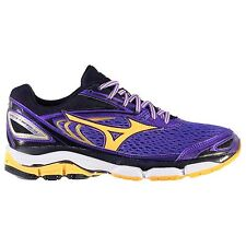 Mizuno Wave Inspire 13 Running Shoes Womens Purp/Oran Trainers Sneakers