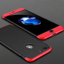 Hard Back Case Armor Hybrid Bumper Anti-shock Cover For iPhone 6 7 Plus