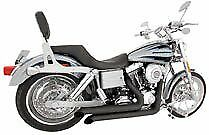 2011 Harley Davidson FXDWG Dyna Wide Glide DECLARATION TURN-OUTS BLK HD00047