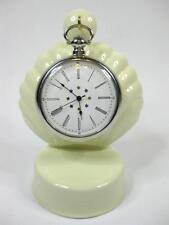 CREAM Porcelain Pocket watch stand, watch display stand (choice of 3 colours)