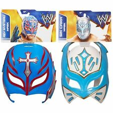 WWE Superstar Wrestling Mask Adjustable Kids Dress Up Toy Luchador Costume