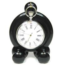 Art Deco BLACK Ceramic, china Pocket watch stand watch display stand (2 colours)