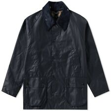 Barbour Bedale Wax Jacket navy,size 44
