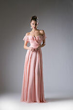 TheDressOutlet Long Formal Bridesmaid Dress Mother of the Bride