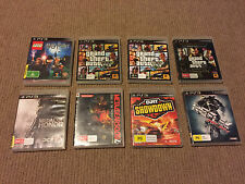 PS3 Games Assorted **Free Postage** Bulk Lot Games Choose